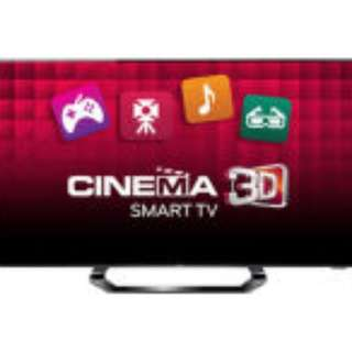 "Slim 3D 60"" TV - $4999 ( must pick up today )"
