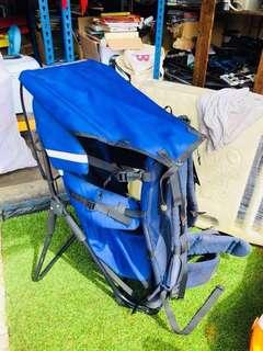 Bergans child carrier backpack