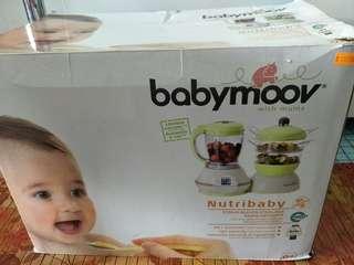 babymoove food processor