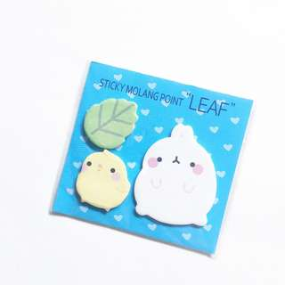 Molang Post it