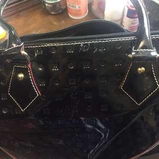 *RETAIL//$120+* ARCADIA Italian Handmade Leather Handbag