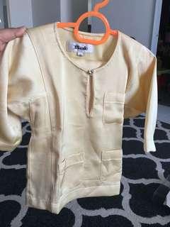 Baju Melayu Baby Bak Tailor