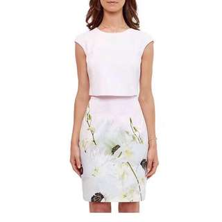 Ted Baker London silk dress