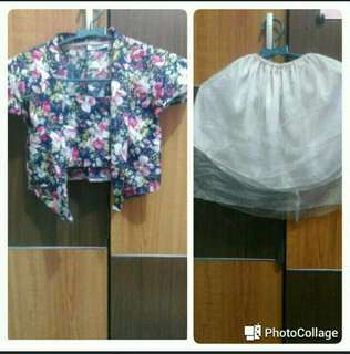 Set kutubaru ank & rok tile 3th