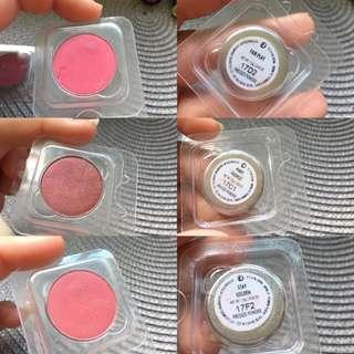 3 Colourpop Shadows