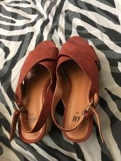 H&M Wedge Sandal
