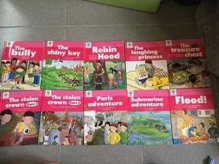 全新正版 Oxford Story Tree (Level 5)Book 1-10 $34@ Full set 10 books $320