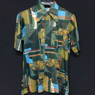 VINTAGE 70s SS SHIRT FOR RENTAL