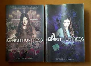 Ghost Huntress by Marley Gibson (both for 200)