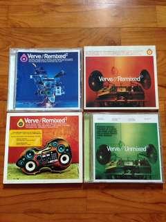 Verve Remixed Series 1/2/3