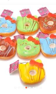 (Pre - order) Hello Kitty Donut 2