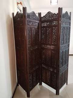 Rosewood Partition