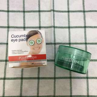 Purederm Cucumber Eye Pads