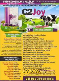 C2JOY SUSU KOLOSTRUM