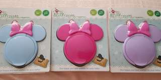 Wet Tissue Wipe Reusable Cover Lid (Mickey & Minnie)