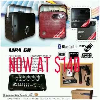 Martin Roland PA system MPA-50