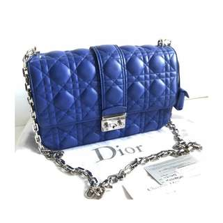 Authentic Dior Medium Flap Bag