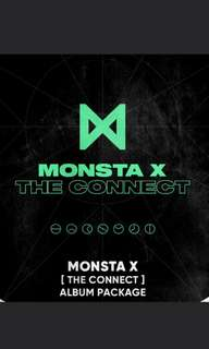 (Sealed) Monsta X ' The Connect : Dejavu ' Album