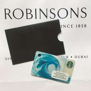 Starbucks Cards
