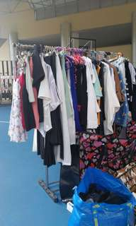 Flea Market at BEDOK CC 1st Sunday of the month