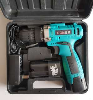 18Volts Cordless Drill