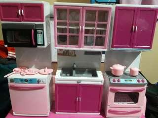 Toy Kitchen Set