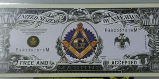 Fantasy notes FREEMASON