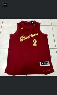 🚚 KI Irving NBA Christmas Jersey Adidas