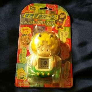 IQ博士 小吉 BANDAI 電子遊戲機 懷舊玩具