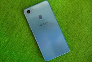 Oppo F7 Silver for SALE only