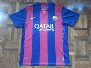 Barcelona home 2014/15