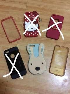 Iphone 5/5s Casings