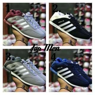 Sepatu Sneakers Adidas Neo Grade Ori For Man
