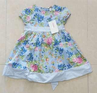 New poney dress (size 3-4)