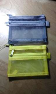Transparent Kids Wallet (age 7 to 16yrs old)