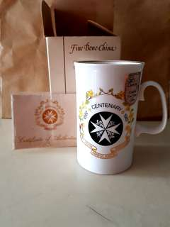 Mug by dunoon fine bone china