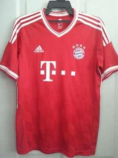 Bayern Munich 2013/14 home