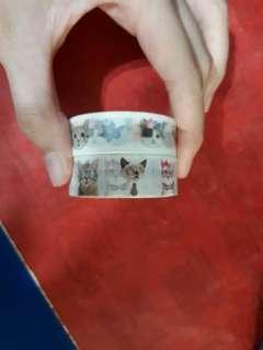 Cat Washi Tape (2)