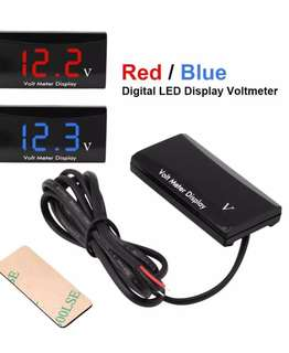 Voltmeter for Motorcycle (PO)