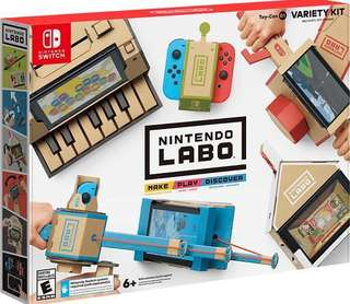 DIY Nintendo Labo for Android and iPhone