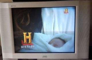 """JVC Retro 21"""" TV"""