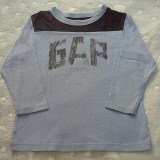 baby gap top shirt boy 3 years