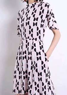 Kate Spade printed dress