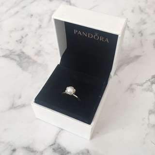 Pandora Fresh Water Pearl Ring