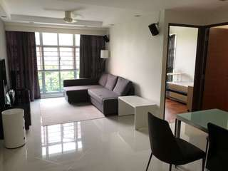 Clean, cozy and quiet common rooms near Punggol MRT