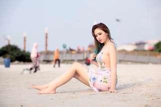 dress pantai