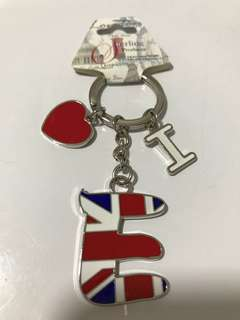 Key Chain Fm London