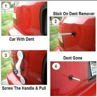 Repair Car Dent Without Sweat