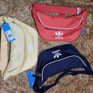 adidas waist bag multicolor