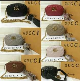 Gucci Sling with Belt Bag